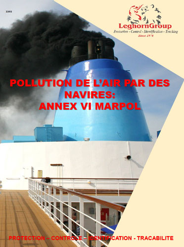 POLLUTION DE L'AIR ANNEX VI MARPOL