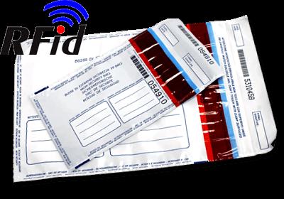 RFID BAG SAFE PLUS VOID