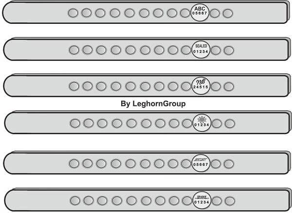 barre antivol block bar couleurs personnalisations