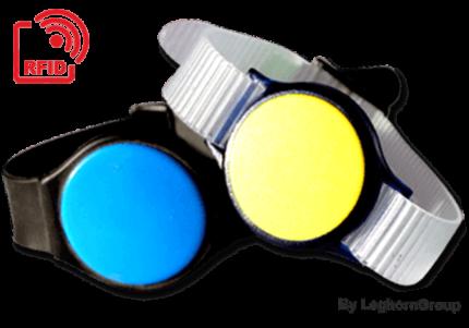 bracelet rfid pour cliniques et hopitaux montre