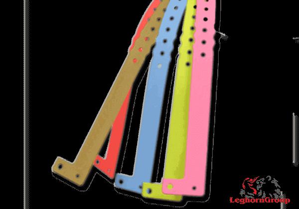 Bracelets D'identification En Plastique