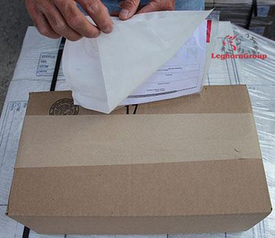 enveloppes adhesives packing list comment l'utiliser