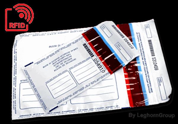 enveloppes de securite rfid