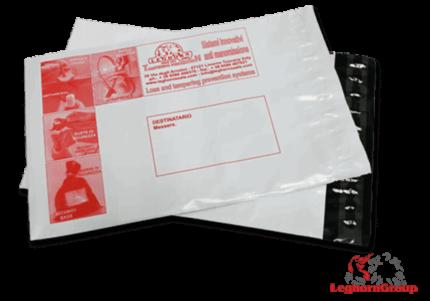 enveloppes securite non numerotees pour expeditions bag plus