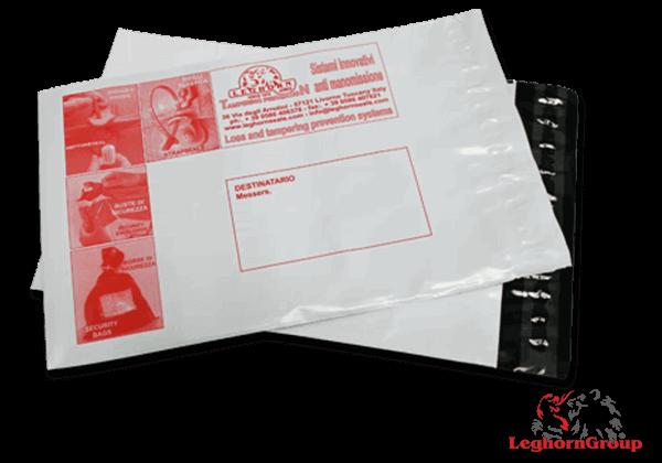 Enveloppes De Sécurité Non Numérotées Pour Expéditions: Bag Plus