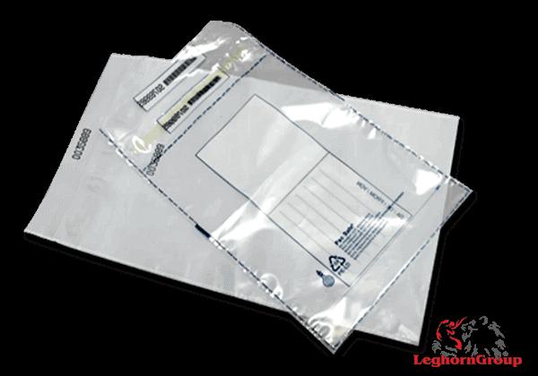 Enveloppes De Sécurité: Bag Safe