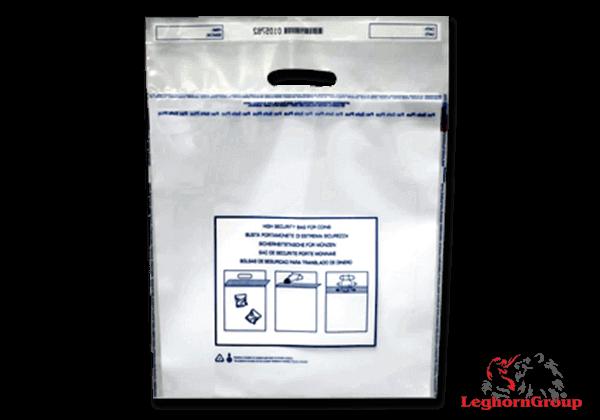 Enveloppes De Sécurité Pour Le Transport D'objets De Valeur COIN BAG
