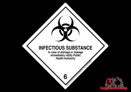 etiquettes marchandises dangereuses adr imo