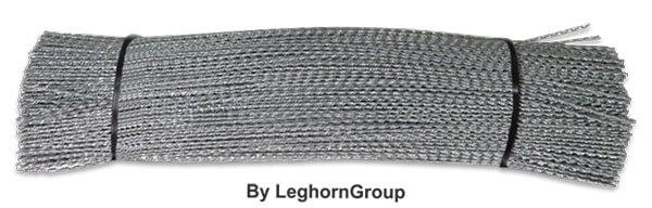 exemple de morceaux de fil perle galvanise