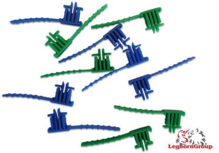 fermeture securite plastique postal block