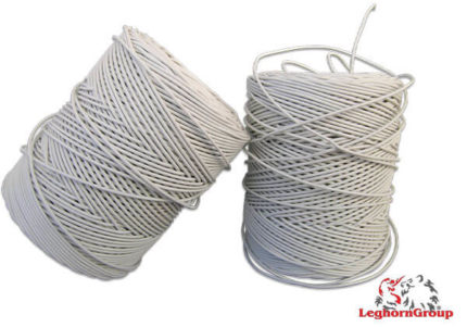 fil de fer plastifie