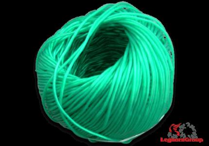 fil en nylon plastifie