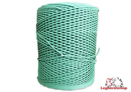 fil metallique plastifie
