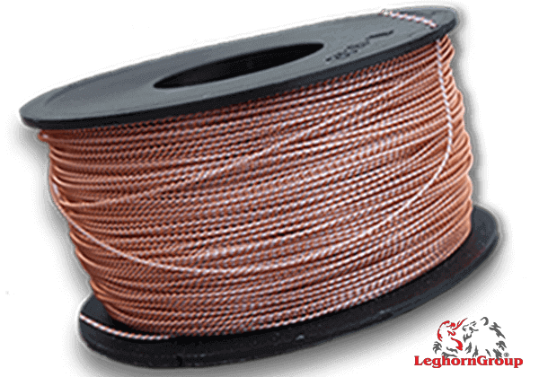 fil perlу en nylon cuivre