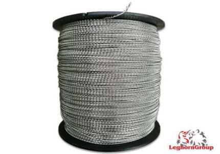 fil perle en acier recuit galvanise
