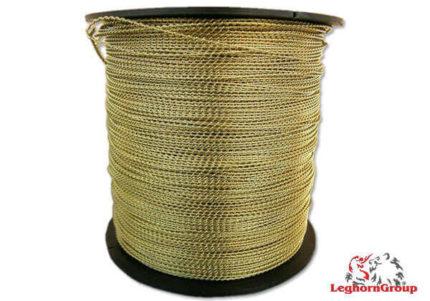 fil perle en laiton recuit