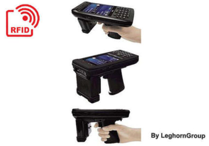 hand held rfid uhf reader epr at880