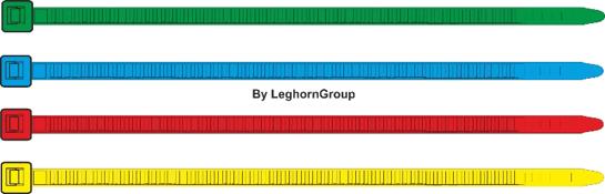 liens serrage standard couleur