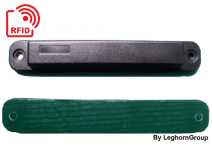 rfid metal tag uhf ts10 pour container