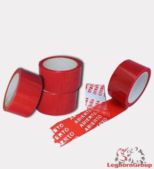 rubans adhesifs de securite