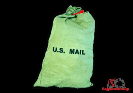 sacco postale matera