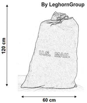 sacco postale matera dessin technique