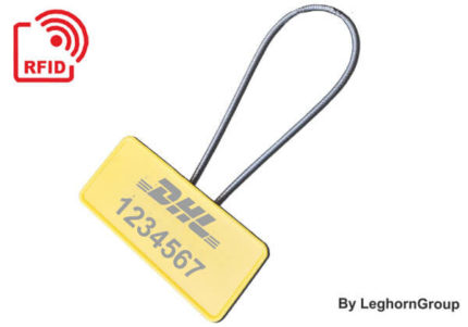 scelle a cable rfid anti-tamper