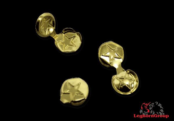 scelle aluminium autobloquant dore fashionseal