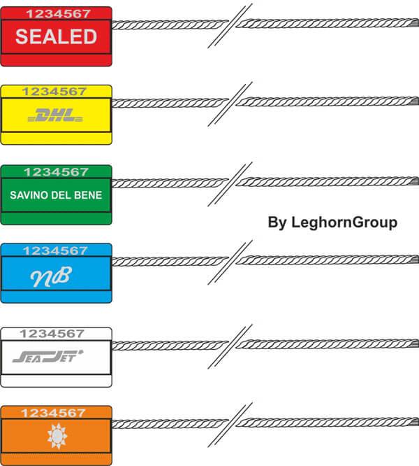 scelle cable achelou couleurs personnalisations