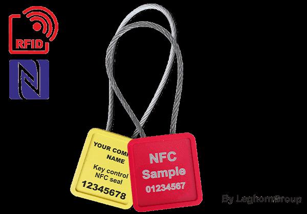 Scellé à Câble Minicable RFID – UHF/NFC