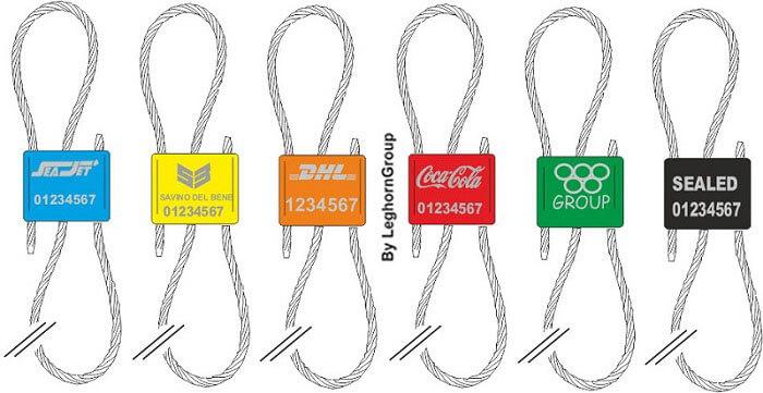 scelle cable oceanus couleurs personnalisations