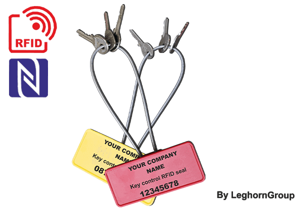 Scellé RFID – Porte-clés