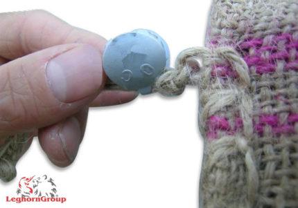 scelle de securite en metal criusseal