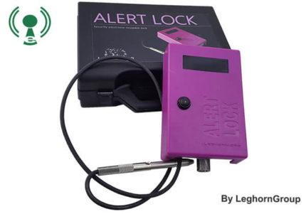 scelle electronique alert lock