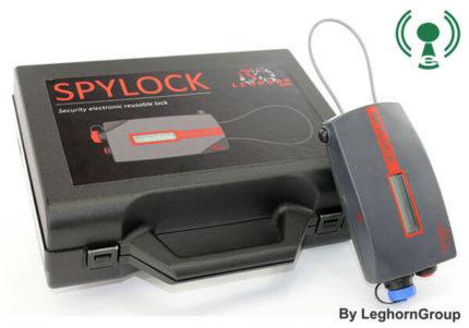 scelle electronique reutilisable spylock