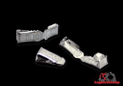scelle en acier galvanise laitonne matcrimp 34×8