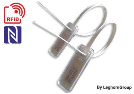 scelle en plastique reglable hectorseal rfid
