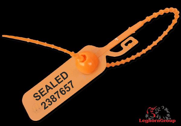 Scellé En Plastique Réglable Scite Seal 3,3×425 Mm