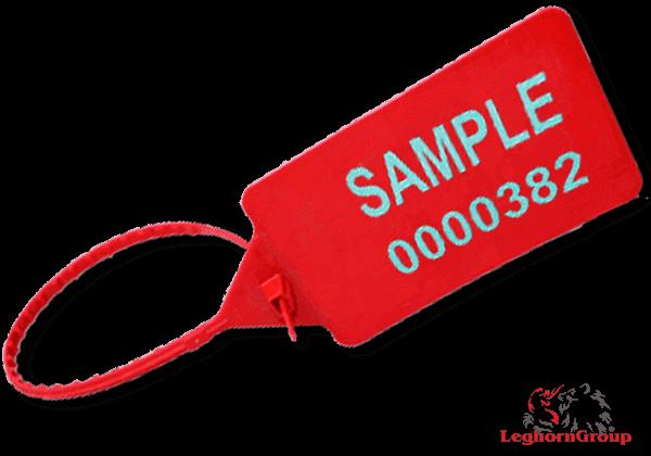 scelle reglable plastique titanseal 5×424 mm