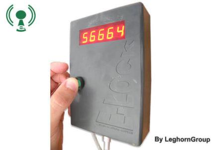 scelle securite electronique elock standard