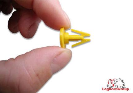 scelle securite plastique caisses toteboxseal 17x14 mm