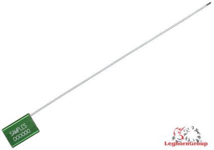 scelles a cable 1×180 mm