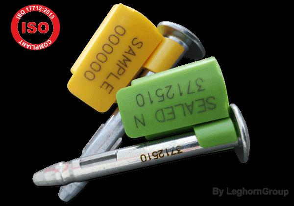 Scellé à Clou Pour Container ISO 17712 Neptuneseal