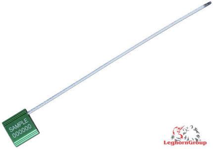 scelles avec cable en acier 2.5×200 mm