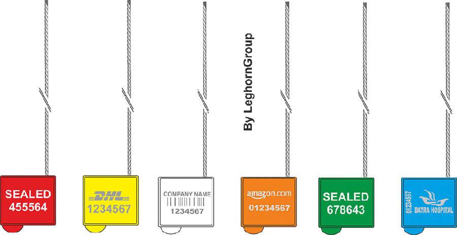scelles cable cronus seal couleurs personnalisations