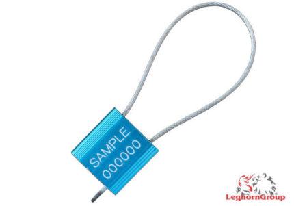 scelles cable d'acier reglable 1.5×180 mm