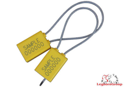 scelles cable pour camions boreaseal lw 1.5 mm