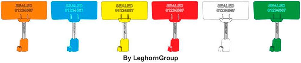 scelles clou rfid neptune seal couleurs personnalisations
