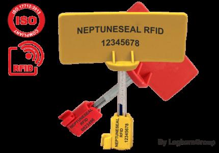 scelles clou rfid pour conteneur neptuneseal