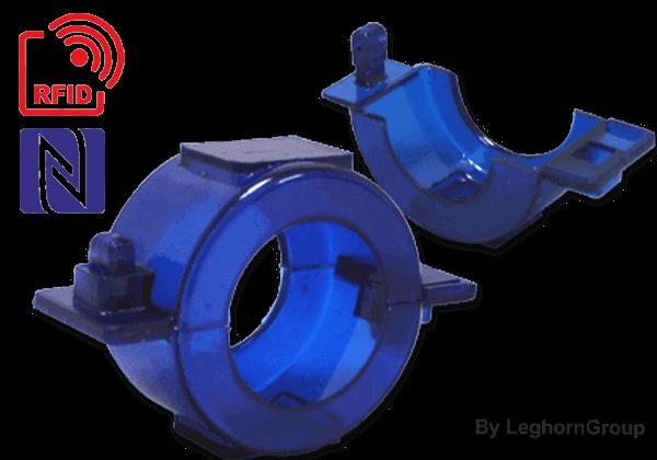 Scellés En Plastique Pour Compteurs D'énergie Connection Lock RFID